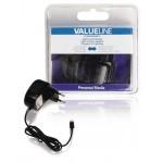 Valueline VLMB39893B10 Lightning AC-lader lightning male - AC-huisaansluiting 1,00 m zwart 2.4A