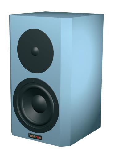 VS-5954 Speaker kit 8 50 W