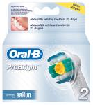 Braun EB18-2 Reserveborstels Probright