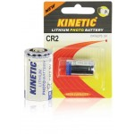 Kinetic CR2-1B CR2 lithium foto batterij 3 V 600 mAh 1-blister