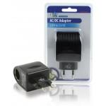 HQ P.SUP.SC5 AC / DC adapter voor gebruik in auto's