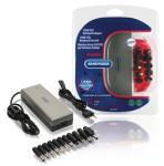Bandridge BPC2127EC 120 W USB-notebookadapter 1.8 m