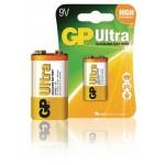 GP 0301604AU-U1 Batterij alkaline LR22 9 V Ultra 1-blister
