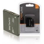 Camlink CL-BATNB11L Oplaadbare accu voor digitale camera's 3.7 V 660 mAh