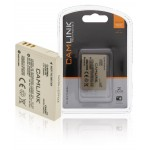 Camlink CL-BATNB5L Oplaadbare accu voor digitale camera's 3.7 V 820 mAh
