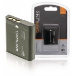 Camlink CL-BATNPBG1 Oplaadbare accu voor digitale camera's 3.6 V 990 mAh