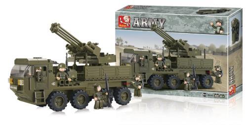 M38-B0302 Heavy Equipment Transporter