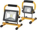 Brennenstuhl 1171260201 Mobiele COB LED-lamp met batterijvoeding 20 W IP54