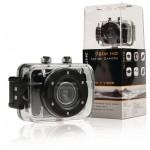 "Camlink CL-AC10 HD-actiecamera 720p met 2""-touchscreen"