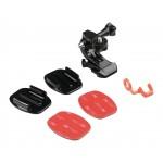 Camlink CL-ACMK10 Helmbevestigingsset voor actiecamera extra stickerset