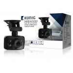 König SAS-CARCAM10 Full HD autocamera