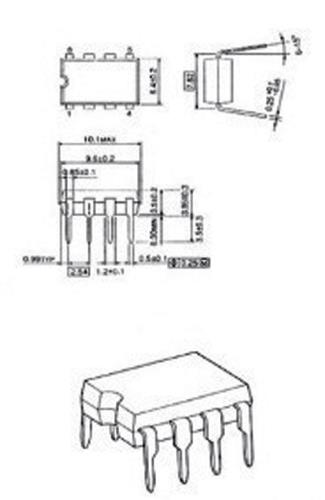 NE555NCMOS-MBR C-mos version NE555