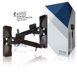 KNM-SM20 Luidsprekerbeugel 20 kg / 44 lbs 2 stuks