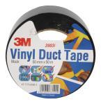 3M KT-7773-0262-3 Scotch duct tape 2000 50 mm 50 m zwart
