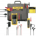 Fluke FLUKE 43B 1-phase network and power supply analyzer 1250 VAC 50000 A