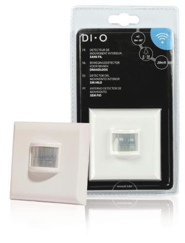 DIO-DOMO23 Draadloze bewegingsdetector