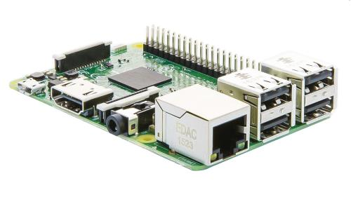RP3KIT1 Raspberry Pi 3 starter kit WiFi NOOBS software tool