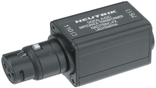 NTR-NADITBNC-FX Impedance transformer