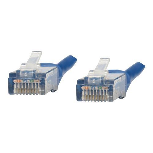 UTP-0008-1BU CAT5e UTP Netwerkkabel RJ45 8/8 Male - RJ45 8/8 Male 1.00 m Blauw