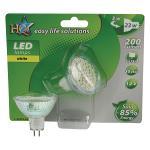 HQ L-GU53-02 LED Lamp GU5.3 MR16 3 W 200 lm 5500 K