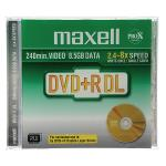 Maxell 275579.02 DVD 8.5 GB 5 St