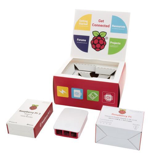 RP3KIT3 The Raspberry Pi 3 Essentials Kit