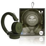 Fresh 'n Rebel 3HP200AR Caps Headset On-Ear Bluetooth Ingebouwde Microfoon Army