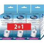 WPRO 484000000899 Koelkast Waterfilter APP100 Samsung 3 st