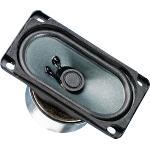 Visaton 8006 Magnetisch afgeschermde ovale breedband luidspreker
