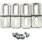 RND Components RND 455-00480 Mounting Bracket Aluminium Alloy Aluminium
