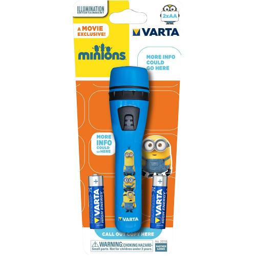VARTA-15610 Varta Consumer 6X