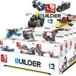 Sluban 101380591 Bouwstenen Builder