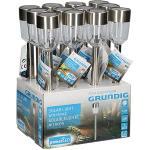 Grundig 16017 LED Solar Tuinlamp met Spies LED