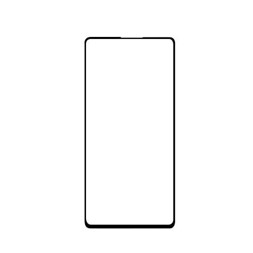 Nedis SFGP10018TP Screenprotector van Gehard Glas voor Samsung Note 10 Lite / A81 | Volledige dekking | 3D gebogen | ...