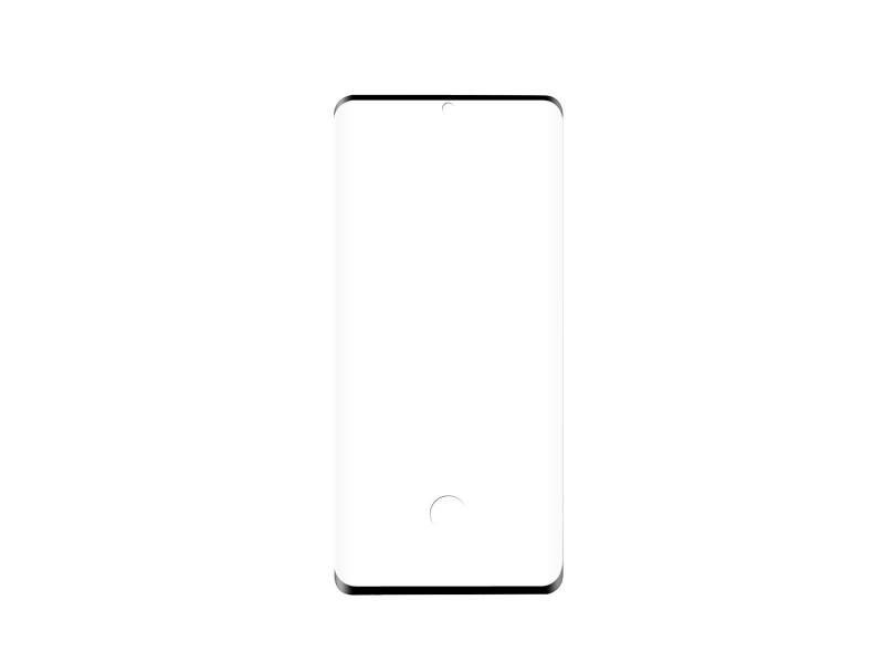 Nedis SFGP10016TP Screenprotector van Glas voor Samsung Galaxy S20 Plus | Volledige dekking | 3D gebogen | Transparan...