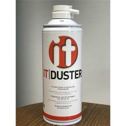 it IT52DU Air Duster Blower 520 ml Flammable