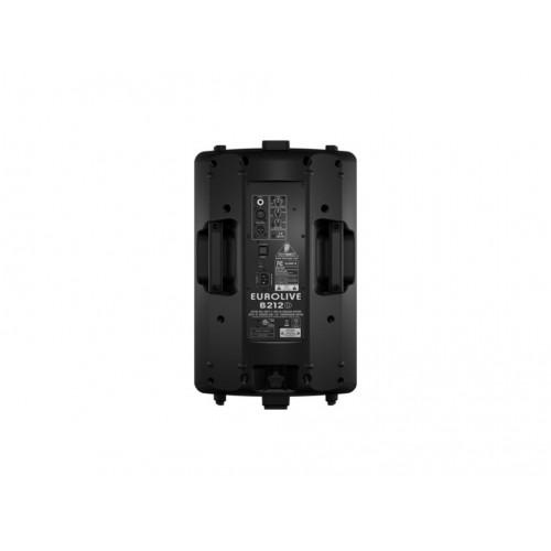 Behringer Eurolive B212D Actieve luidspreker achterkant