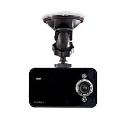 Nedis DCAM06BK Dashcam   HD 720p   1 CH   2,4 Inch   Kijkhoek Van 60°