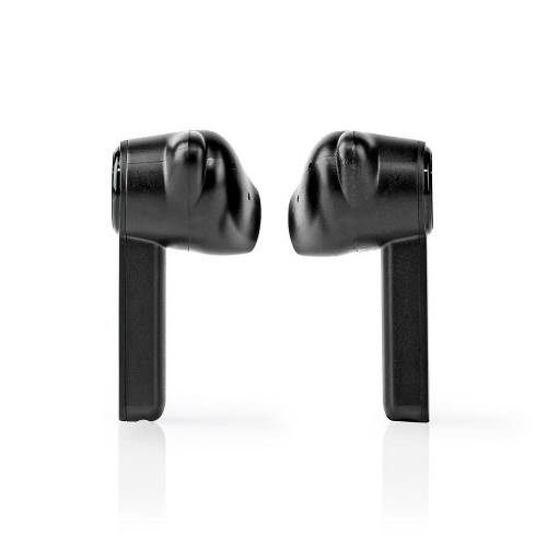 Nedis HPBT5054BK Fully Wireless Bluetooth® Earphones | 3 Hours Playtime | Voice Control | Charging Case | Black