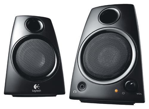 Logitech 980-000418 Z130 stereo luidsprekers 2 x 5 W
