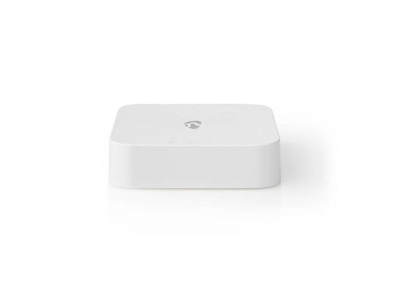 Nedis WIFIZB10WT Smart Zigbee Gateway | Wi-Fi | USB powered