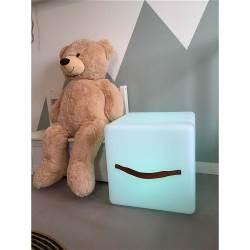 Nikki.Amsterdam 7000 The.Cube | Multicolor LED Cube & Bluetooth Speaker