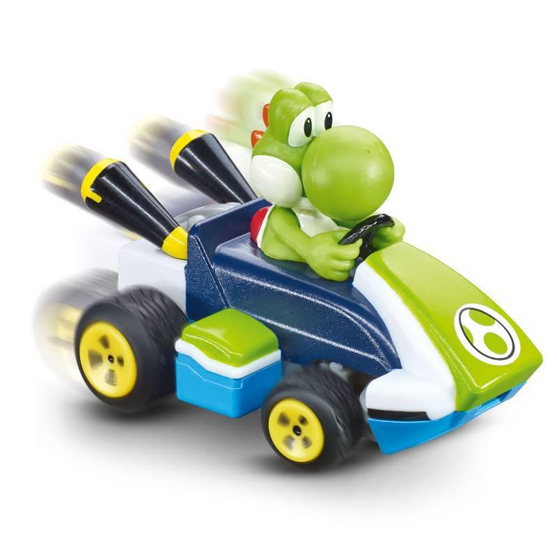 Carrera Mario kart mini rc - yoshi Carrera mario kart mini rc - yoshi (1)
