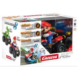 Carrera Mario kart quad - mario Carrera mario kart quad - mario (2)
