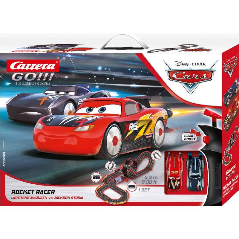 Carrera Disney·pixar cars - rocket racer Carrera disney·pixar cars - rocket racer (1)