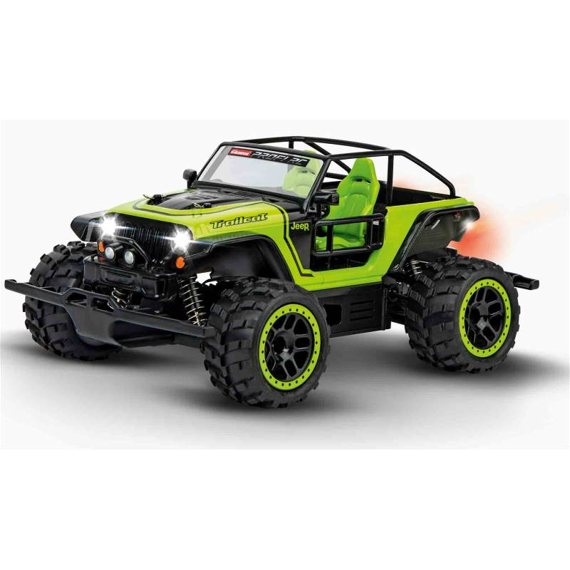 Carrera Jeep® trailcat -px- carrera profi Carrera jeep® trailcat -px- carrera profi (1)