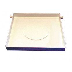Nedco Wasmachine lekbak 65x65x5 cm