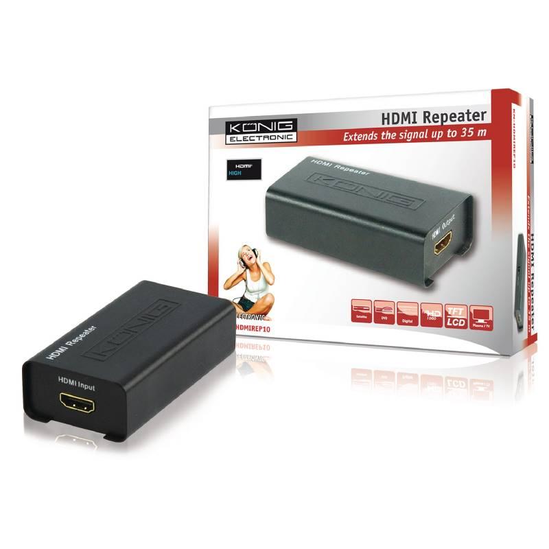 König KN-HDMIREP10U HDMI