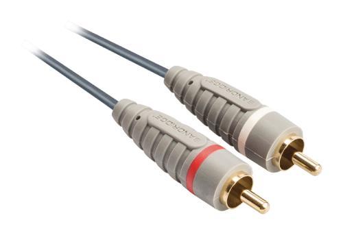 Bandridge BAL4203 Stereo-audiokabel 3.0 m