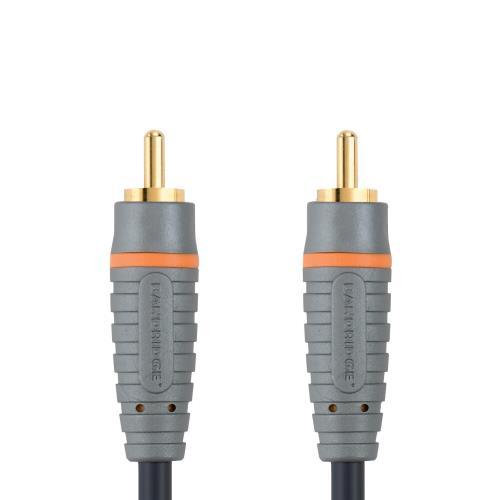Bandridge BAL4802 Digitale coax-audiokabel 2.0 m